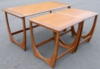 Teak Retro Nest of Coffee Tables by G-Plan